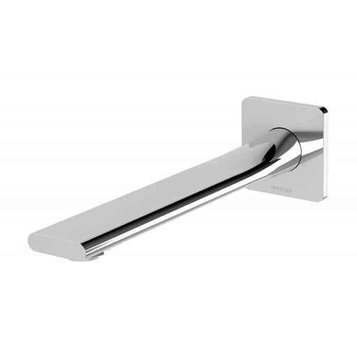 Phoenix Teel Wall Basin Outlet 200mm - Chrome at The Blue Space