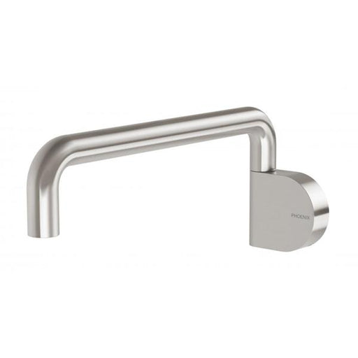 Phoenix Designer Swivel Bath Outlet - Brushed Nickel - The Blue Space