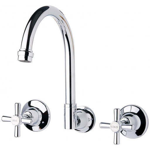Phoenix Festival Wall Sink Set 172mm Online at The Blue Space