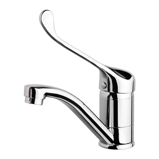 Phoenix Ivy Basin Mixer Swivel - Extended Lever - the blue space