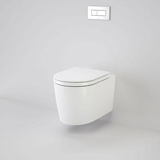Caroma Liano Cleanflush Wall Hung Invisi Series II Toilet Suite Online at the Blue Space