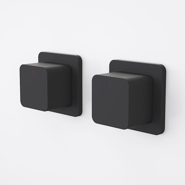 Dorf Epic Bloc Wall Top Assemblies - Black - the blue space