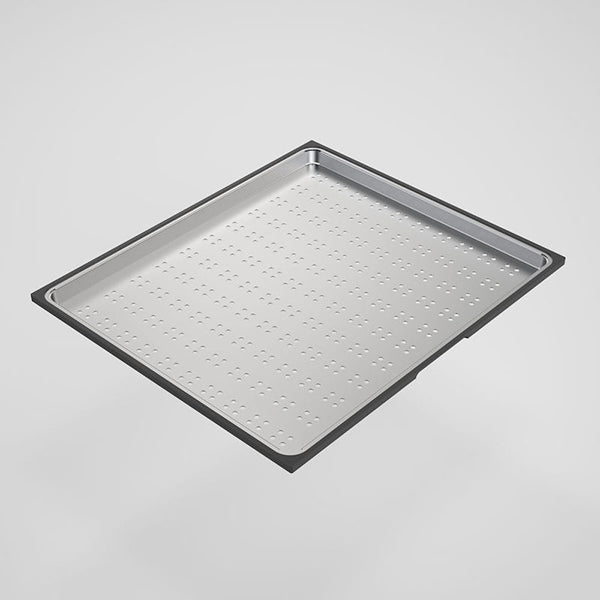 Caroma Compass Stainless Steel Drainer Tray by Caroma - The Blue Space
