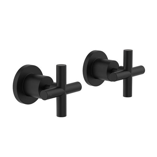 Clark Cross Wall Top Assemblies - Matte Black - The Blue Space