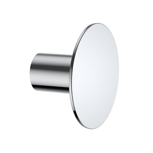 Clark Round Bathroom Wall Hook - Chrome - The Blue Space
