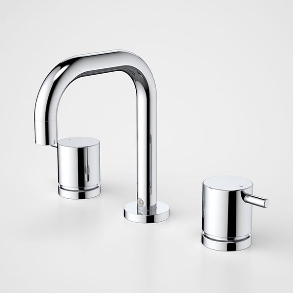 Caroma Coolibah Contemporary Lever Basin Tap Set by Caroma - The Blue Space