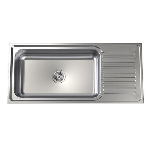 Clark Punch Mega Bowl Kitchen Sink - The Blue Space