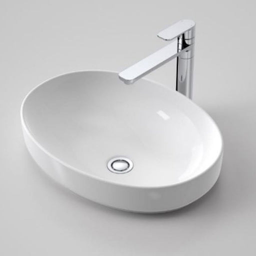 Caroma Sculptural Oval Artisan Inset Basin 510mm