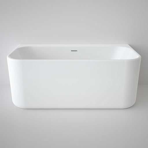 Caroma Contemporary Luna Back To Wall Bath by Caroma - The Blue Space