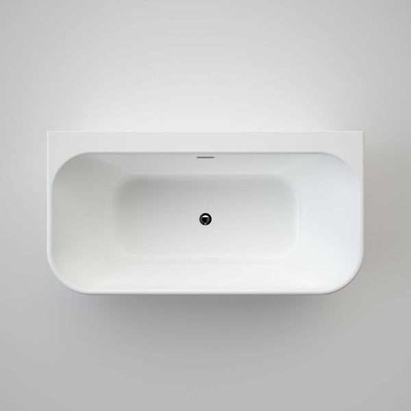 Buy Caroma Contemporary Luna Back To Wall Bath Online At The Blue Space