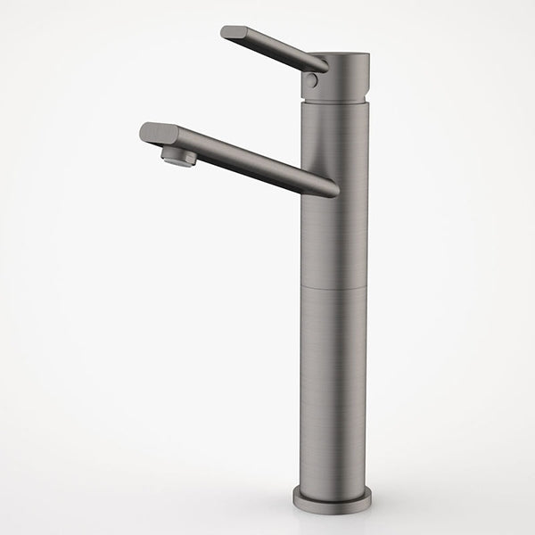 Dorf Villa Tower Basin Mixer - Gunmetal Grey - the blue space