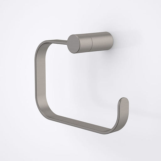 Dorf Villa Towel Ring - Gunmetal Grey - the blue space