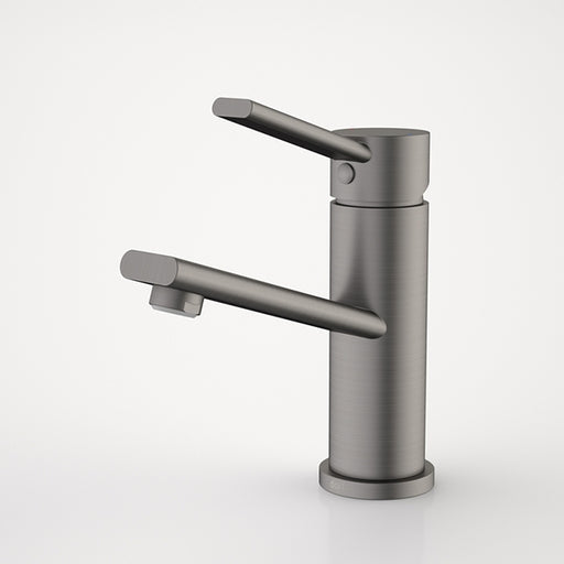 Dorf Villa Basin Mixer - Gunmetal Grey - The Blue Space