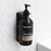 Clark Round Soap Bottle Holder - Matte Black Online at The Blue Space