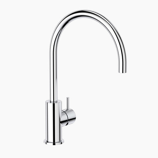 Clark Round Pin Sink Mixer - Chrome