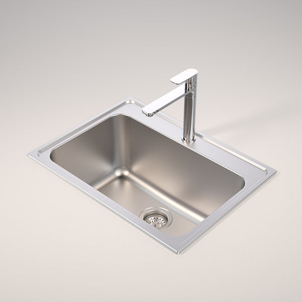 Caroma Contemporary 45 Litre Laundry Sink by Caroma - The Blue Space