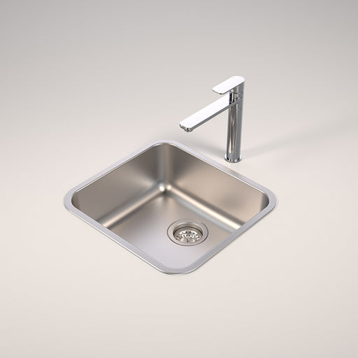 Caroma Contemporary Single Bowl Sink by Caroma - The Blue Space