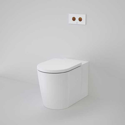 846310W - Elvire Cleanflush® Invisi Series II® Wall Faced Toilet Suite at The Blue Space