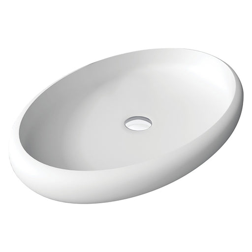 Fienza Antonia Solid Surface Basin at The Blue Space
