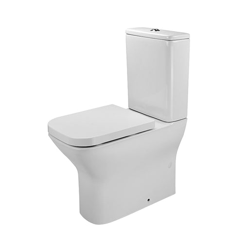 Gallaria Highluxx Back To Wall Toilet Suite - The Blue Space