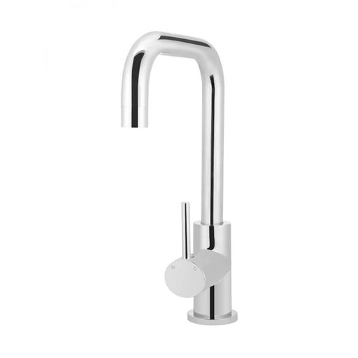 Meir Round Kitchen Mixer - Chrome