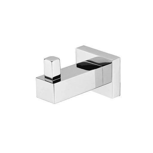 Meir Square Chrome Robe Hook online at The Blue Space