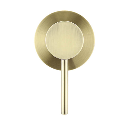 Meir Round Tiger Bronze Wall Mixer - The Blue Space