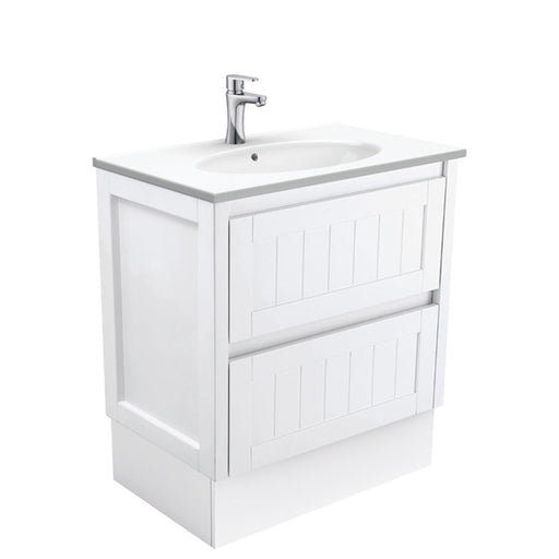 Fienza Rotondo Hampton Vanity with Kickboard 750mm - The Blue Space