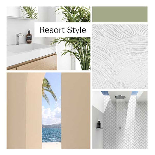 Bathroom Package - Resort Style at The Blue Space