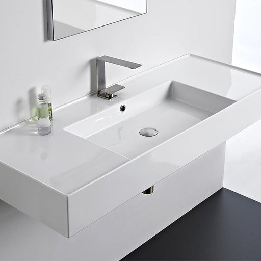 ADP Teorema Italian Wall Basin 1200mm at The Blue Space