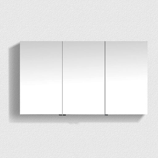 Belbagno Aluminium LED Mirror Cabinet 1200mm - The Blue Space
