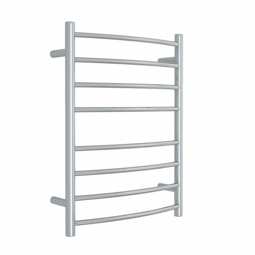 Thermogroup 8 Bar Thermorail Curved Heated Towel Ladder 530 x 700 x 150 online at The Blue Space
