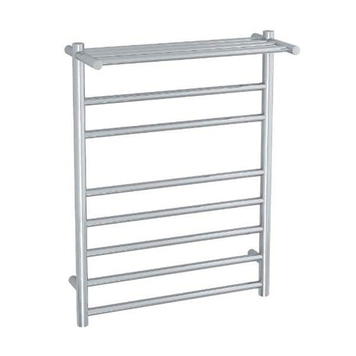 Thermogroup 7 Bar Thermorail Heated Towel Ladder with Shelf at The Blue Space