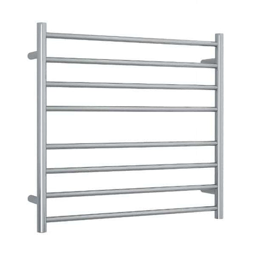 Thermogroup 8 Bar Thermorail Heated Towel Ladder 750 x 700 x 122 online at the Blue Space