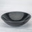 Gallaria Viteri Black Stone Marblure Vessel Wash Basin - The Blue Space