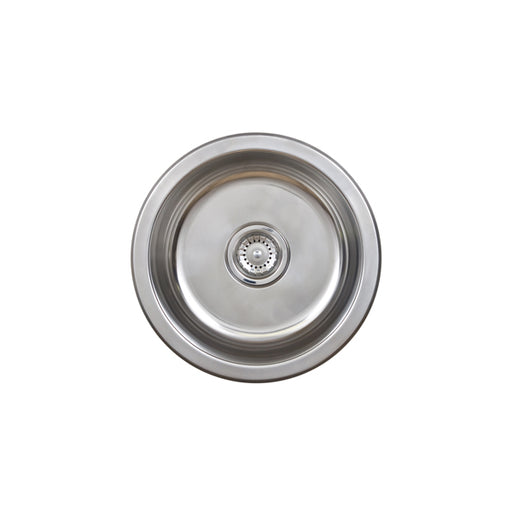 Seima Acero Single Round Bowl Kitchen Sink