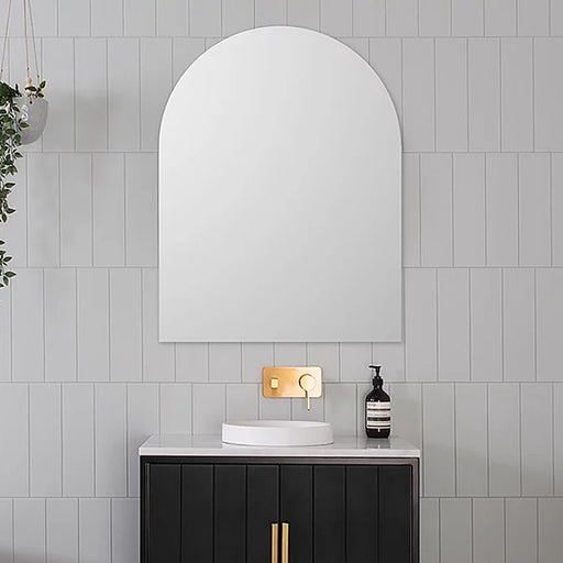 ADP Arch Mirror - Bathroom Design - The Blue Space