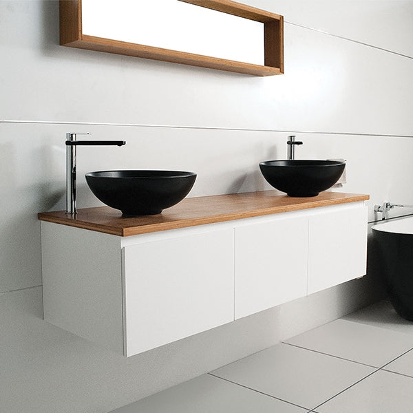 ADP Emporia Slim Vanity 600mm - 1800mm by ADP - The Blue Space