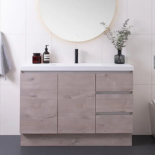 ADP Atlanta Ensuite Vanity With Kickboard 1200mm Online at The Blue Space