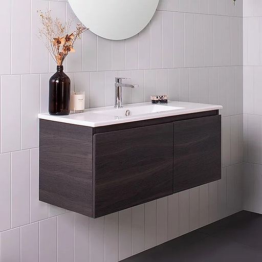 ADP Glacier Ceramic Ensuite Slim Vanity 900mm online at The Blue Space