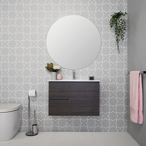 ADP Glacier Ensuite Twin Vanity 600mm - 900mm by ADP - The Blue Space