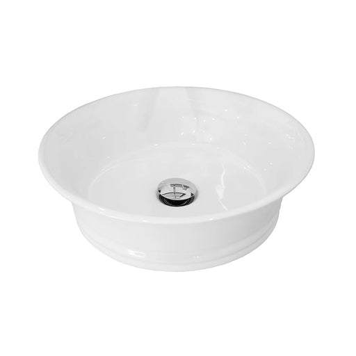 ADP Neptune Above Counter Basin White