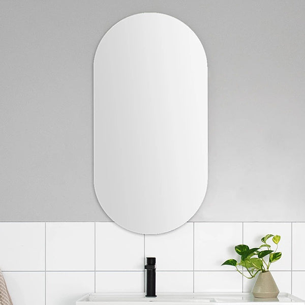 ADP Pill Shaving Cabinet 450mm recessed mirror cabinet