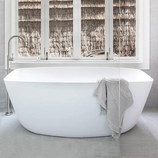 ADP Slumber Freestanding Bath 1565mm, Resort Style Freestanding Bath at The Blue Space