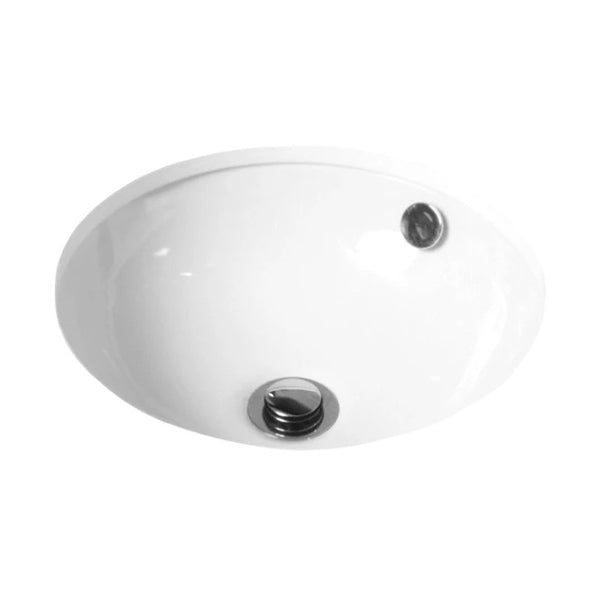 ADP Round Under Counter Basin by ADP - The Blue Space