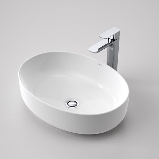 Caroma Artisan Above Counter Basin- Oval 510mm by Caroma - The Blue Space