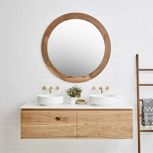 Loughlin Furniture Designs Handmade Ashton Bathroom Vanity - The Blue Space