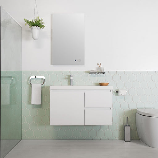 ADP Atlanta Ensuite Vanity 600mm - 1200mm by ADP - The Blue Space