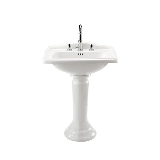 Turner Hastings Birmingham 63 x 49 Basin + Pedestal at The Blue Space