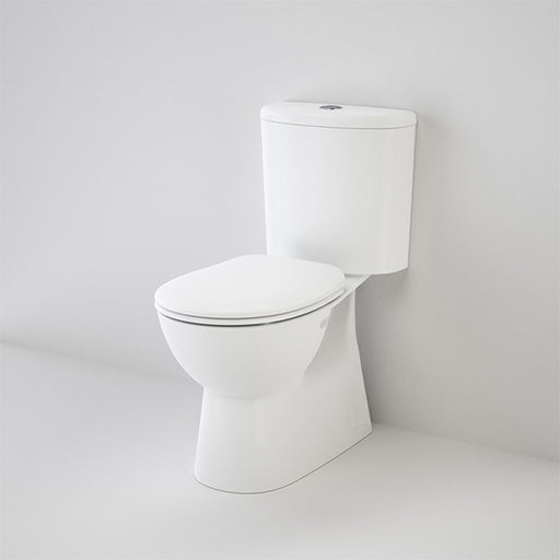 Caroma Cameo Close Coupled Toilet Suite with Orbital Connector by Caroma - The Blue Space